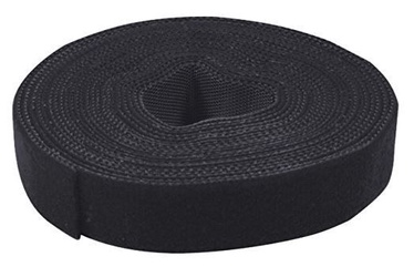 LogiLink Cable Management Velcro 4m x 16mm Black