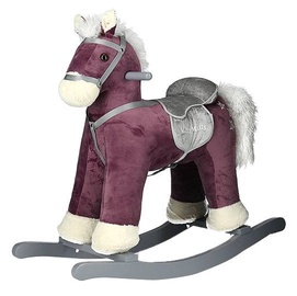 Milly Mally Rocking Horse PePe Dark Purple
