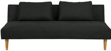 Диван-кровать Home4you Lucca AC90193, серый, 180 x 86 x 67 см