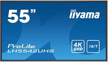 Монитор Iiyama LH5542UHS-B1, 55″, 8 ms
