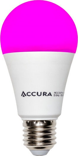 Accura ACC3074 9W Powerlight E27 RGBW