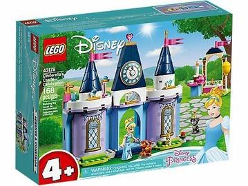 Конструктор LEGO®Disney Princess 43178 Праздник в замке Золушки