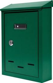 Vorel 78543 Mailbox 200x285xx60mm Green