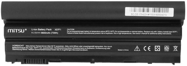 Mitsu Battery For Dell Latitude E5420/E6420 6600mAh