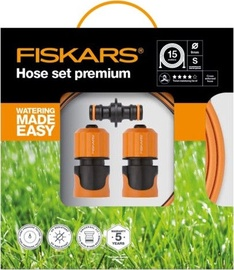 "Fiskars Hose Set Premium Q4 9mm 3/8"" 15m"