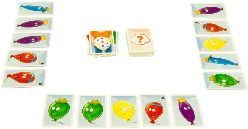 Brain Games Balloons