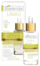 Näoseerum Bielenda Skin Clinic Professional Actively Correcting Anti-Age Day/Night, 30 ml