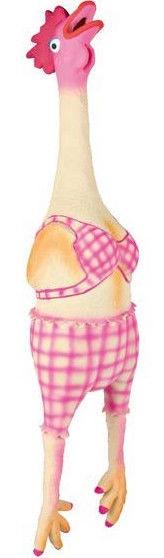 Trixie Dog Toy Terry Toy TRX 09 Hen 48cm