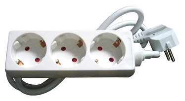 Okko Power Strip 3 Outlet 230V 16A 1.5m
