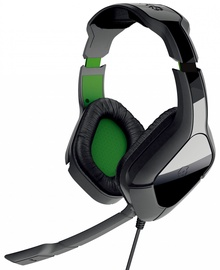 Gioteck HCX1 Stereo Gaming Headset Black/Green