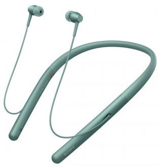 Sony WI-H700 Headphones Green