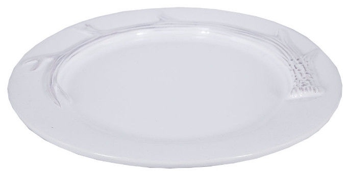 Home4you Deer Plate 21cm White