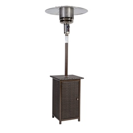 Home4you Wicker Gas Heater 13kW