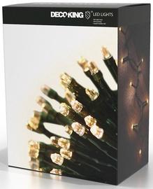 Jõulutuled DecoKing LED, soe valge, 1993 cm