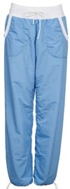 Bars Womens Trousers Light Blue/White 158 L