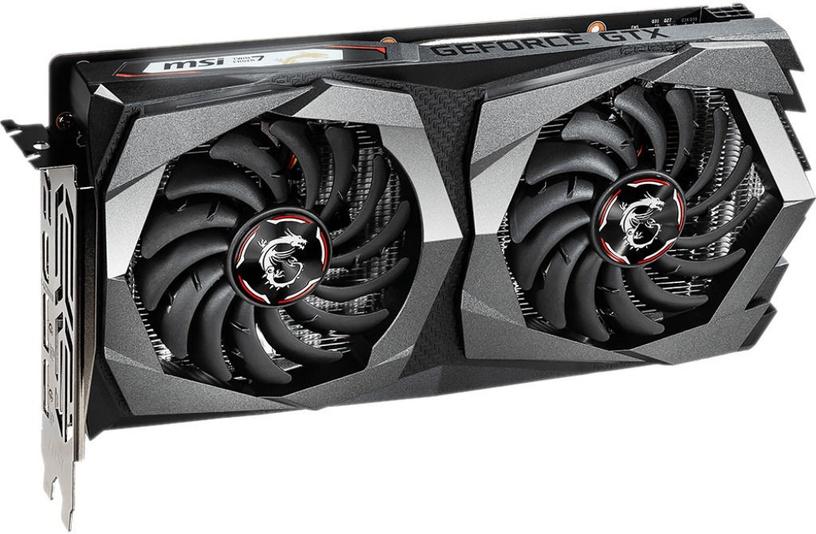 MSI GeForce GTX 1650 Gaming X OC 4GB GDDR5 PCIE GEFORCEGTX1650GAMINGX4G