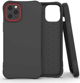 Fusion Solaster Back Case For Apple iPhone 12/12 Pro Black