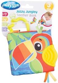 Playgro Jazzy Jungley Teether Book