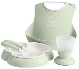 BabyBjorn Dinner Set Powder Green 070061