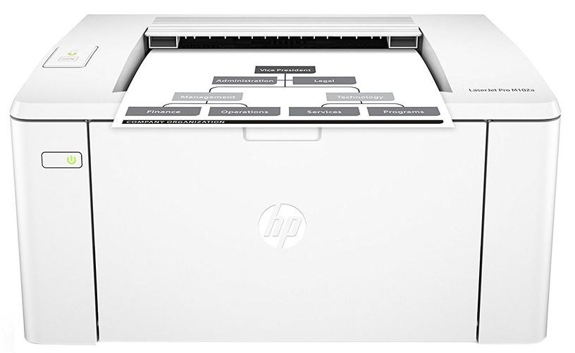 Laserprinter HP Pro M102a