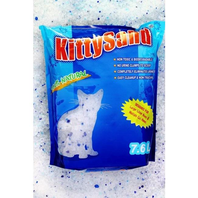 Kassiliiv KittySand, silikaat, 7,6L