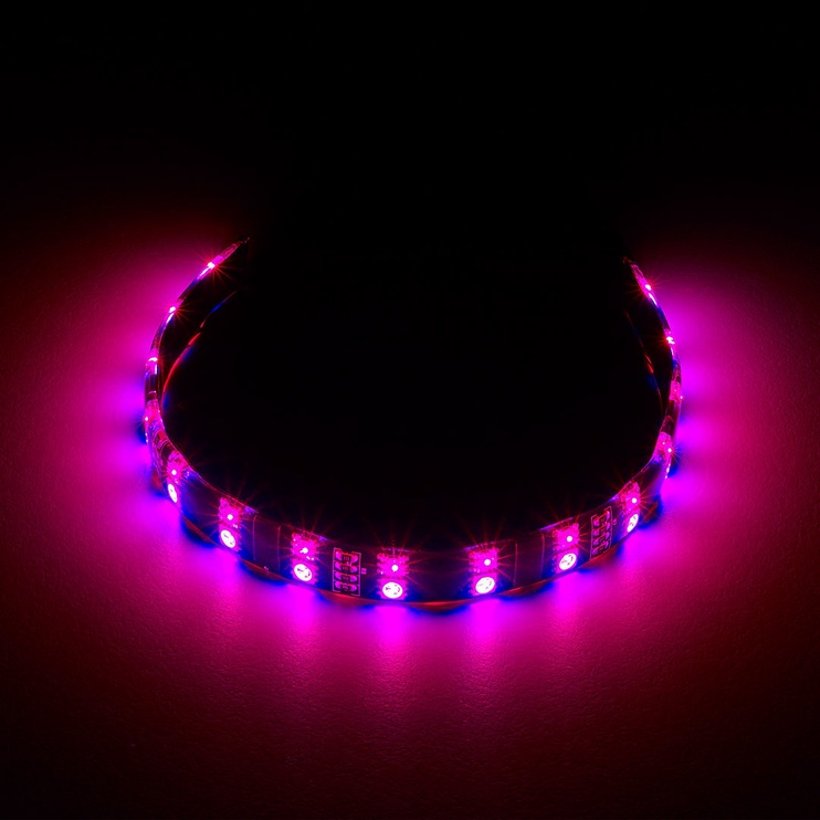 CableMod WideBeam Hybrid LED Kit RGB/UV 30cm