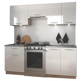 Кухонный гарнитур Halmar Marija Sonoma Oak/White, 2 м