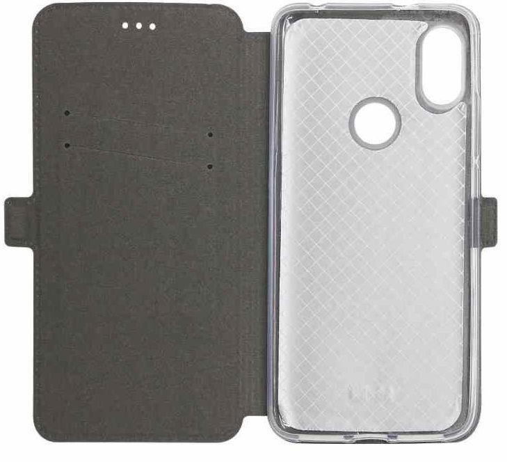 Mocco Shine Book Case For Apple Iphone 5/5s/SE Rose Gold
