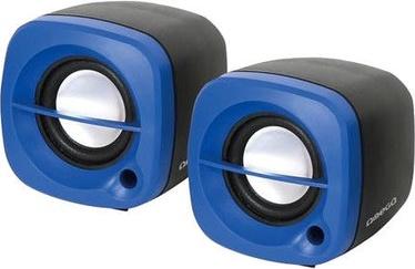 Omega OG15 Desktop Speakers Blue