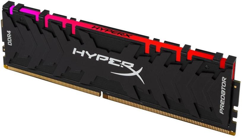 Kingston HyperX Predator RGB 8GB 4000MHz CL19 DDR4 HX440C19PB3A/8