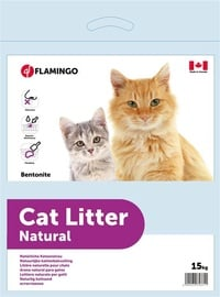 Karlie Flamingo Cat Litter Natural 15kg