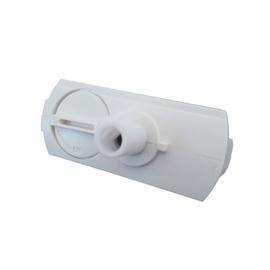 Light Prestige Adapter For Hanging Lamps 1F Rails White