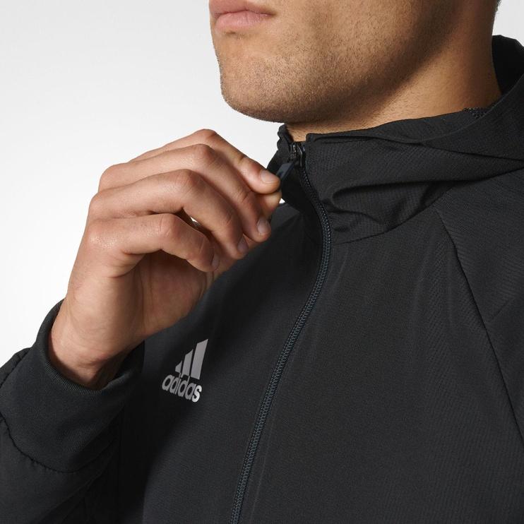 Adidas Tiro 17 Presentation Jacket AY2856 Black Grey 2XL