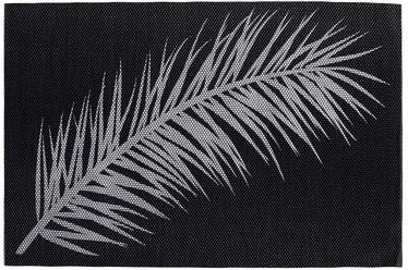 Home4you Textiline 30x45cm Feather Black
