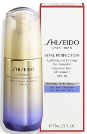 Shiseido Vital Perfection Uplifting & Firming Day Emulsion SPF30 75ml