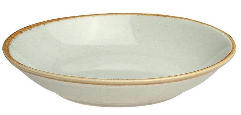 Porland Seasons Cous Cous Plate D26cm Grey