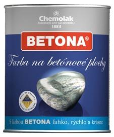 Chemolak Betona Paint For Concrete Surfaces Grey 2.5l