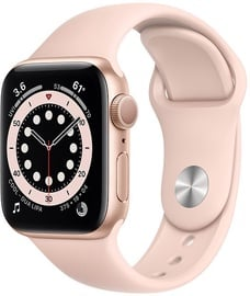 Nutikell Apple 6, roosa