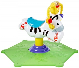 Fisher Price Bounce & Spin Zebra K0317