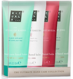 Rituals The Ultimate Handcare Collection 4pcs Set 80ml