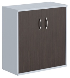Skyland Imago Office Cabinet CT-3.1 Wenge Magic/Metallic