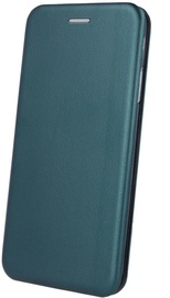 OEM Smart Diva Book Case For Samsung Galaxy A41 Green