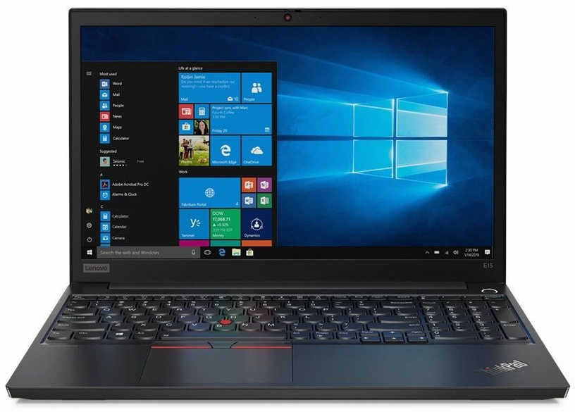 Lenovo ThinkPad E15 Black 20RD001FPB PL