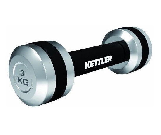 Kettler Dumbbells 2x3kg