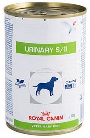 Royal Canin Urinary S/O Dog Food 410g