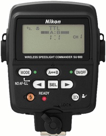 Nikon Wireless Speedlight SU-800 Commander