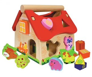EcoToys Stick And Playhouse 100002098