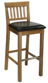 Baaritool Home4you Laura Dark Brown/Oak, 1 tk