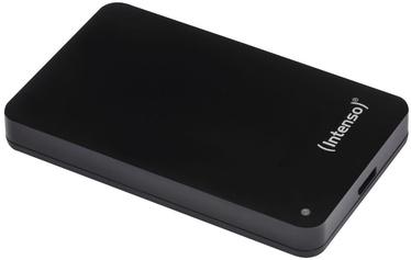 "Intenso 4TB 2.5"" Memory Case USB 3.0 Black"