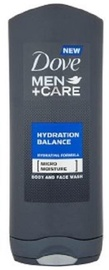 Гель для душа Dove Men+Care Hydration Balance, 400 мл